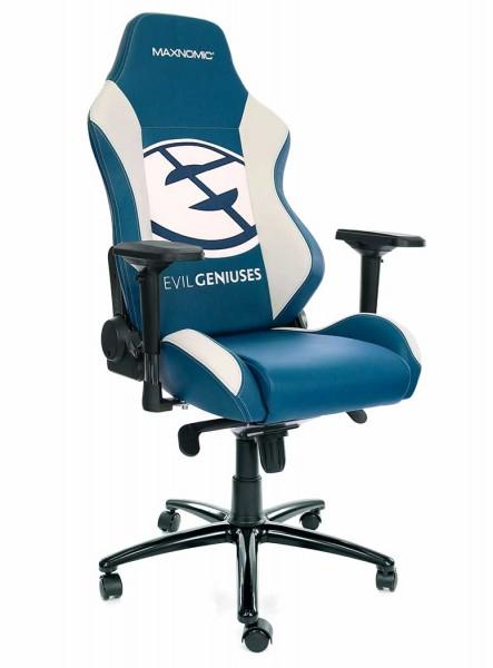 siège gamer evil geniuses needforseat bleu blanc 1