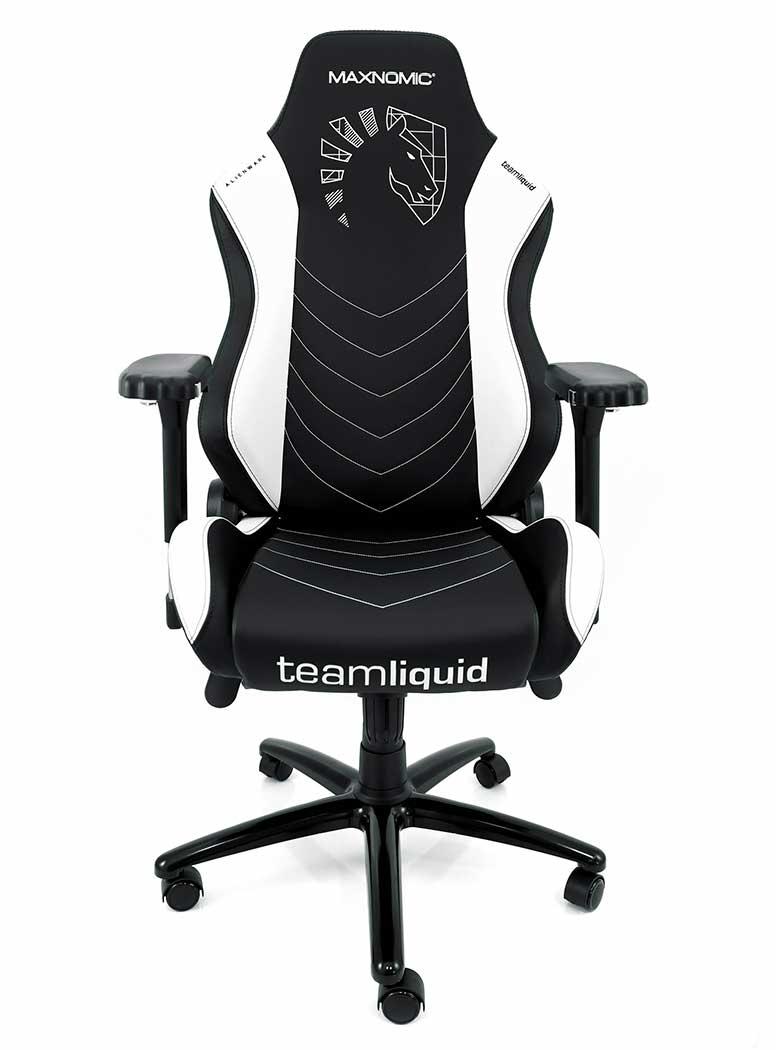 Stupendous Fauteuil Gamer Maxnomic Team Liquid Pro 2 0 Evergreenethics Interior Chair Design Evergreenethicsorg