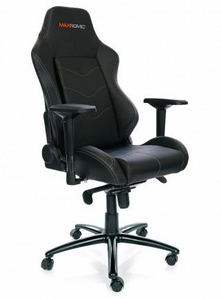 siège gamer haut de gamme noir needforseat dominator black 1