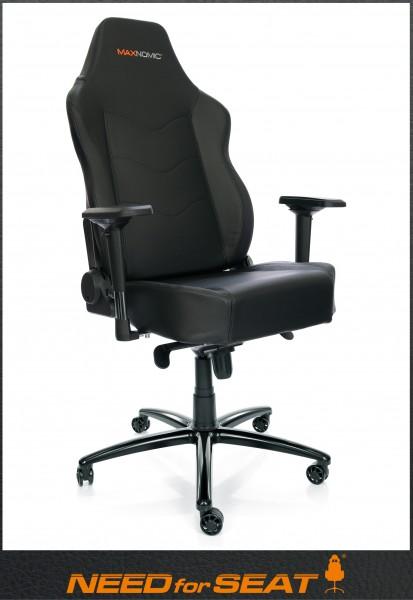 Titanus black fauteuil Gaming
