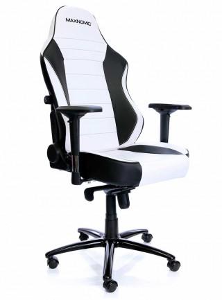 chaise gamer blanc needforseat commander S BWE 1