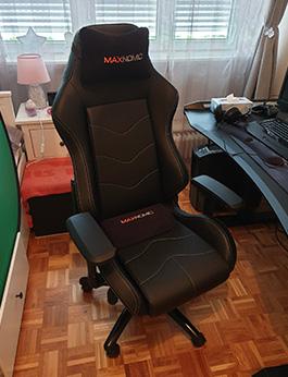 siege gamer maxnomic Classic pro