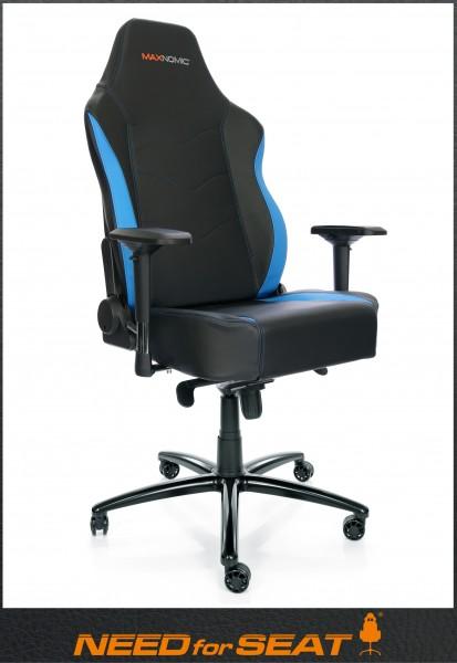 Titanus Bleu fauteuil Gamer