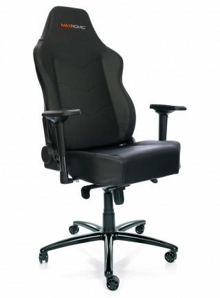 siège gamer grande taille noir needforseat XL 5