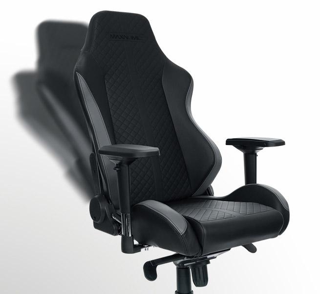 assise réglable - siège gamer ergonomique haut de gamme