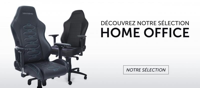 Visuel sélection sièges Home Office