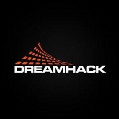 logo dreamhack maxnomic