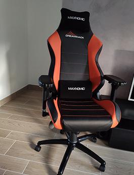 siege gamer maxnomic DreamHack Pro