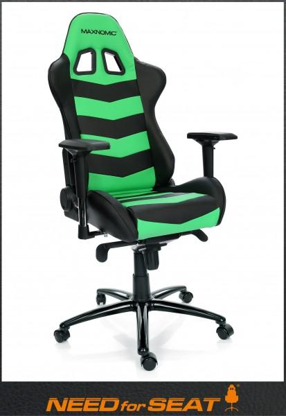 Thunderbolt vert fauteuil gamer
