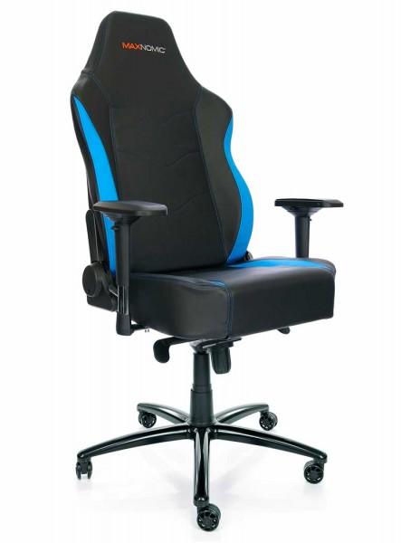 siège gamer grande taille bleu needforseat XL 5